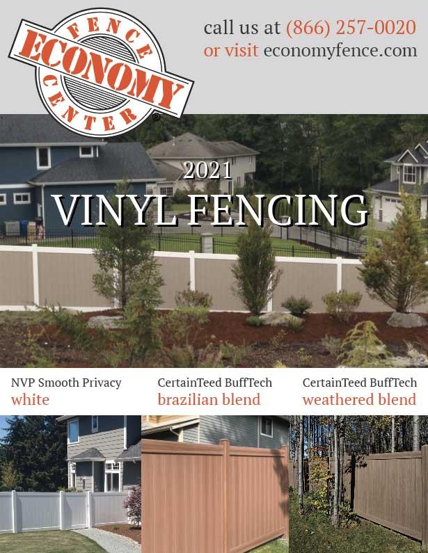 2021 Vinyl Fencing Deals
